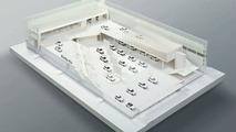 BMW IAA 2003 Floorplan