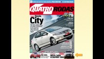 Ford Ecosport vai ganhar mudança visual este ano!! Quatro Rodas flagrou versão reestilizada