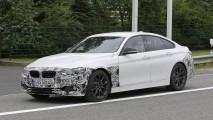 Makyajlanma sırası BMW 4 Serisi Gran Coupe'da