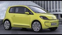 Salão de Frankfurt: Volkswagen diz que elétrico E-Up! Concept é o