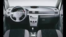 Chevrolet traz em novembro a Meriva Easytronic 2008
