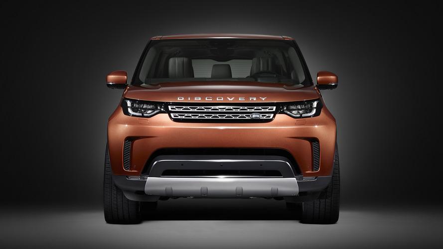 Yeni Land Rover Discovery 28 Eylül'de tanıtılacak
