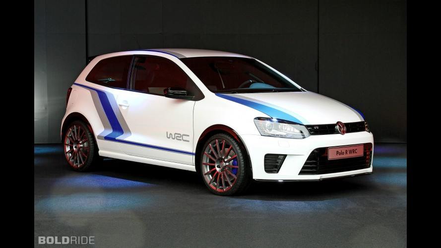 Volkswagen Polo R WRC Street Concept