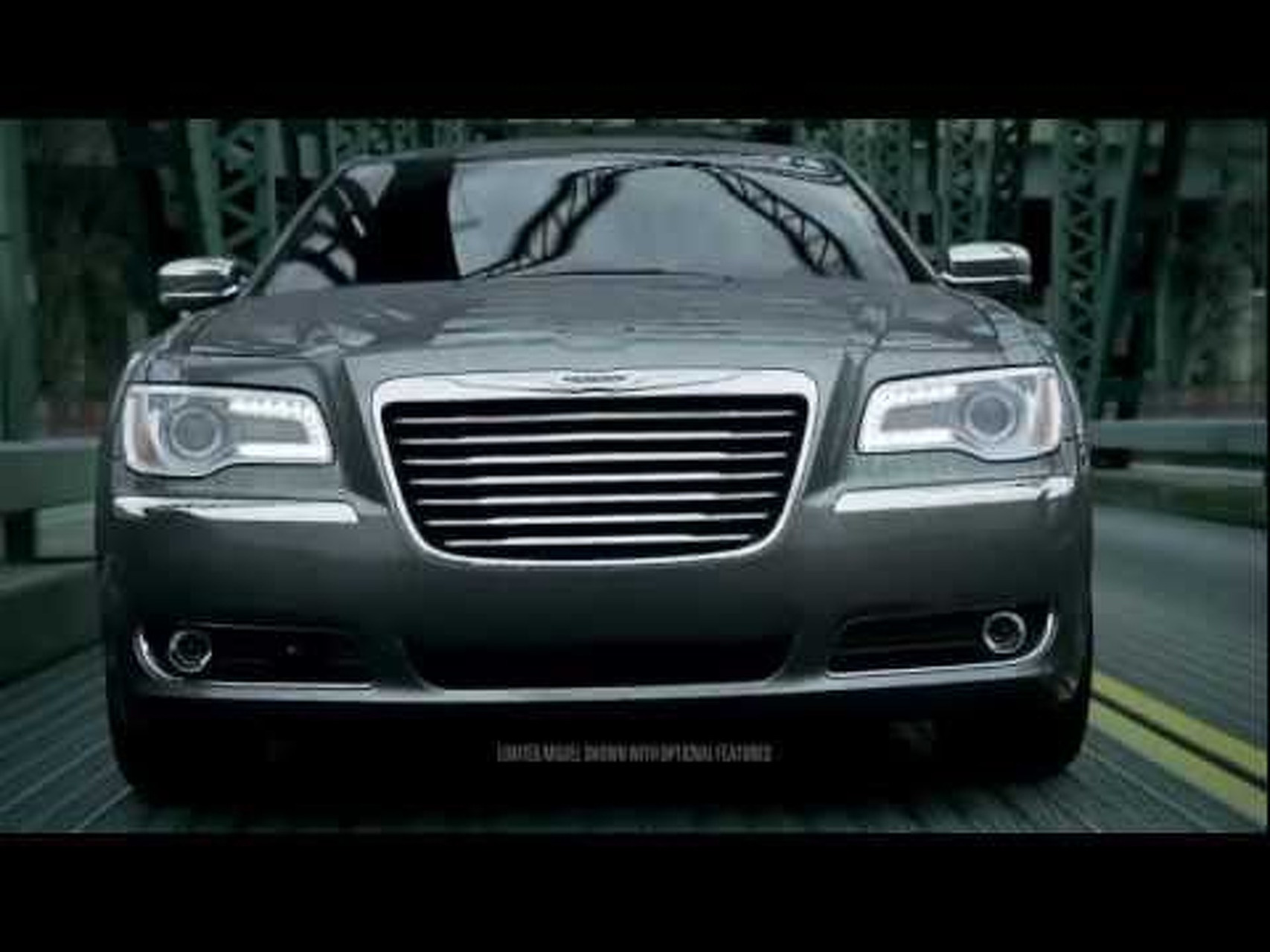 Chrysler 300 Commercial