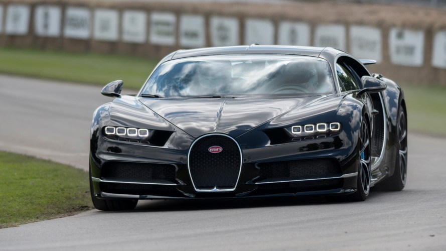 Is Michelin working on 300mph tyres for the Bugatti Chiron?