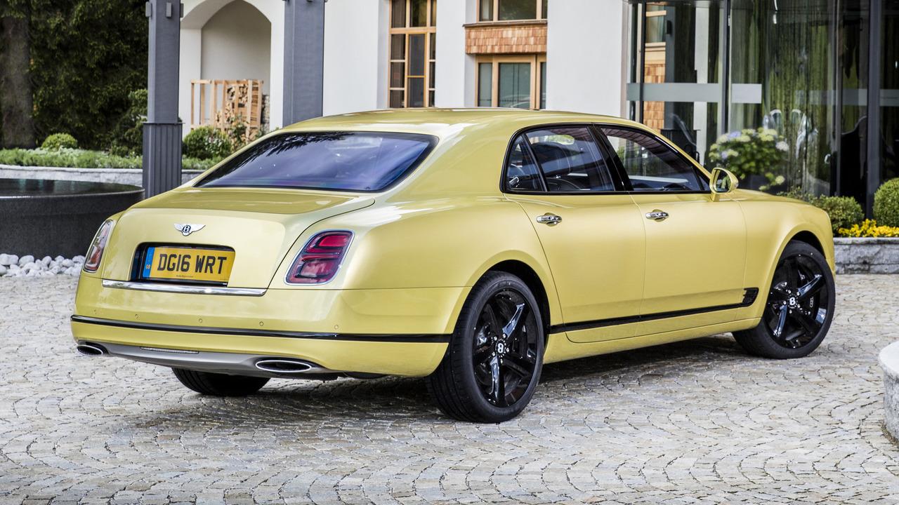 First Drive 2017 Bentley Mulsanne