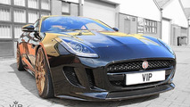 Jaguar F-Type R Coupe by VIP Design
