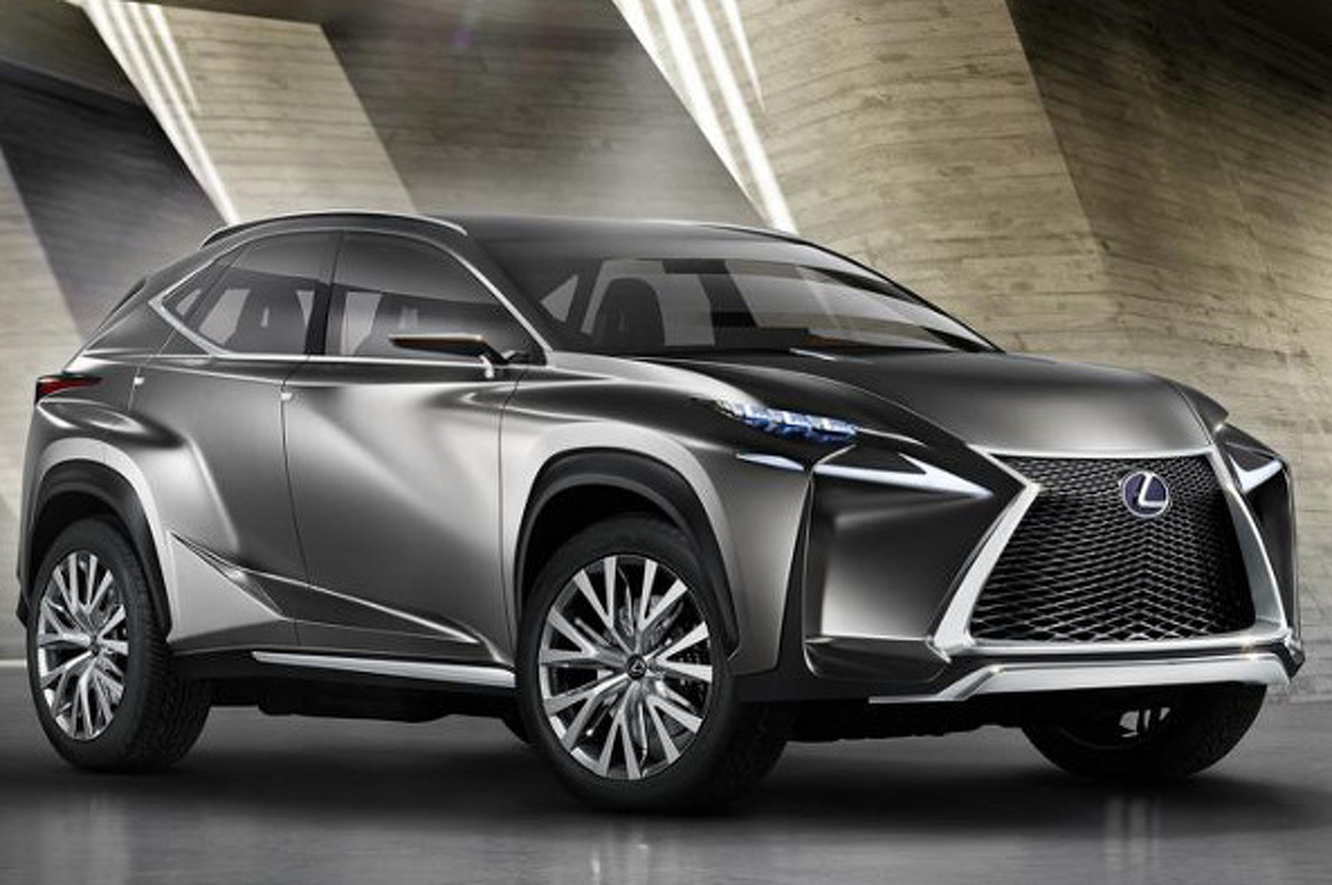 auto venue es toyota and music lexus an suv festival a debut stateside