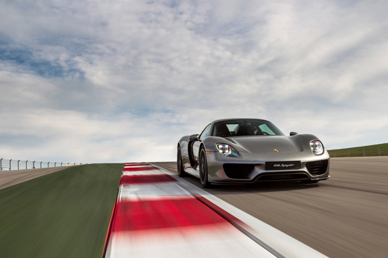 Porsche Scraps Ferrari 458 Rival, For Now
