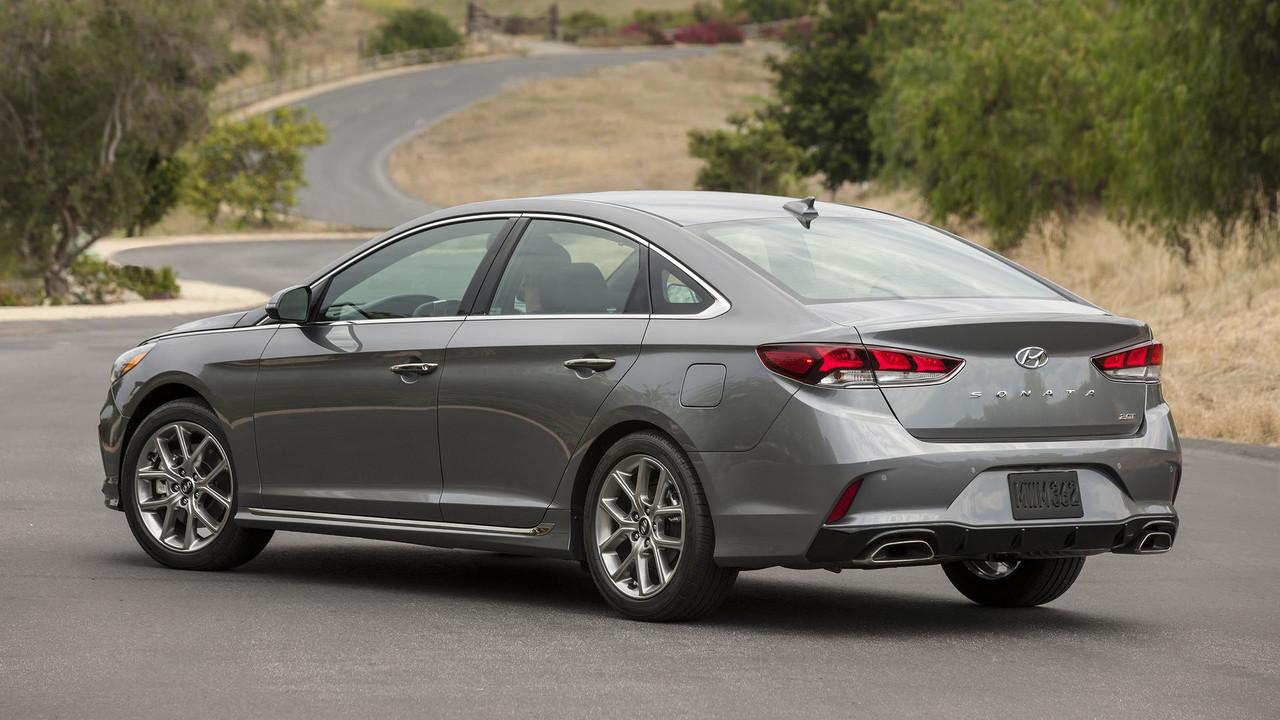 2018 Hyundai Sonata First Drive Getting Ahead Of The Curve
