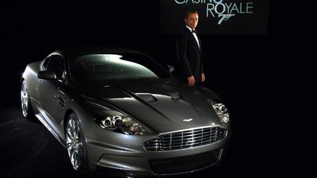 Celebrating Daniel Craig's Bond Cars
