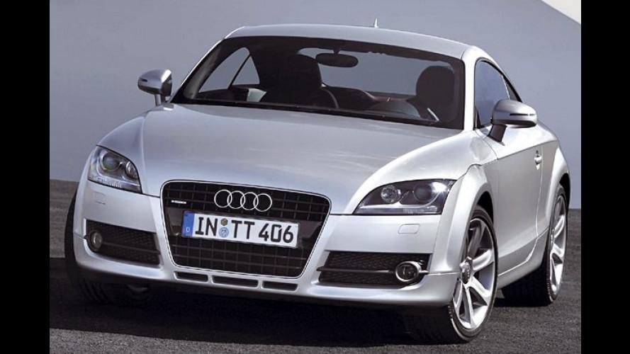 Audi TT: Neuauflage wird mit Mega-Show in Berlin vorgestellt