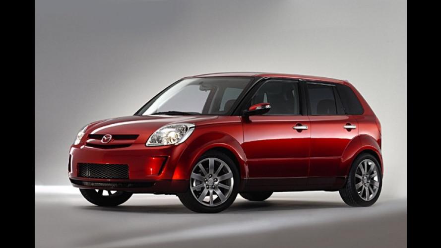 MX-Micro Sport: Mazdas Mini als sportliche Studie