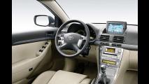 Geliftet: Toyota Avensis