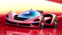 Ferrari P3 Scuderia Baldini Concept