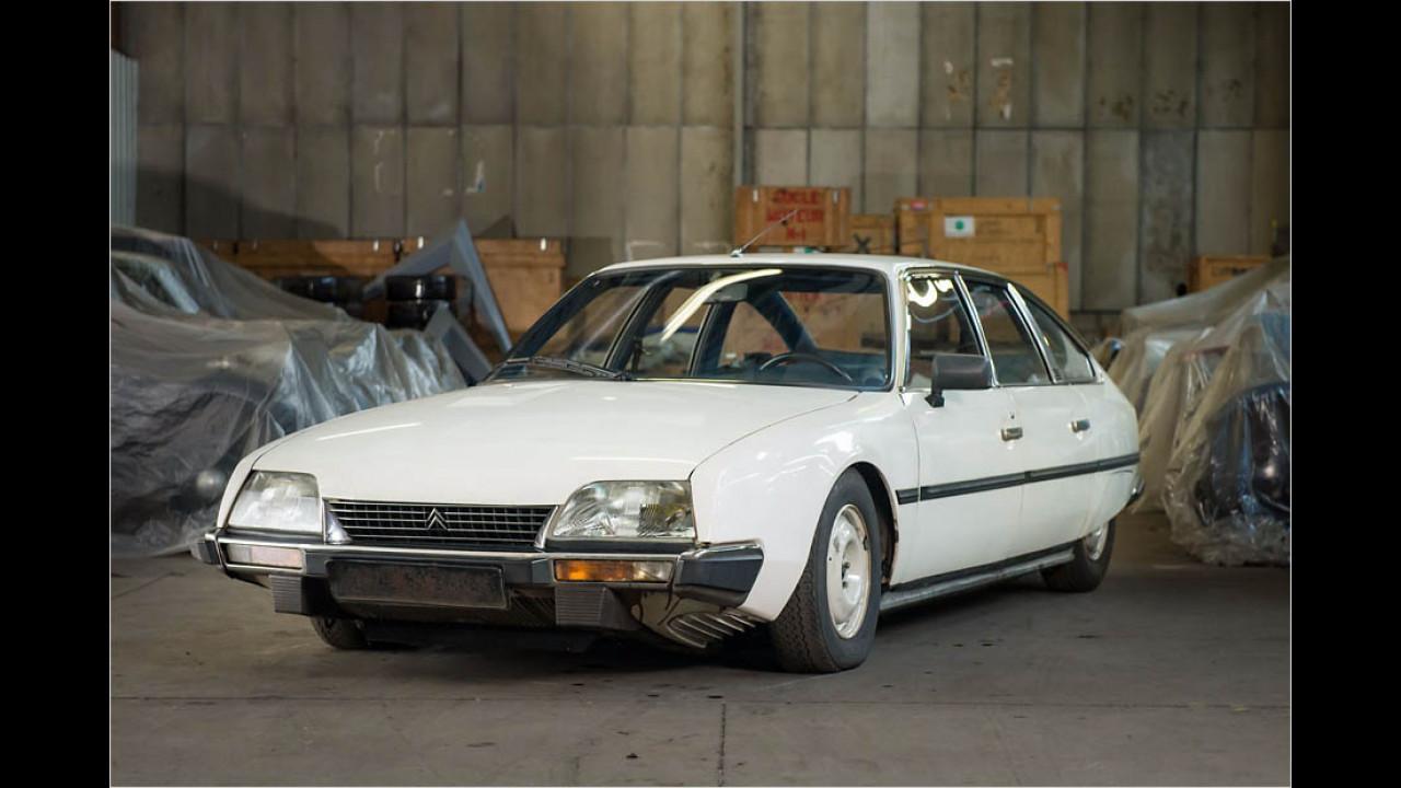 1980 Citroën CX Pallas Automatic