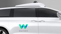Chrysler Pacifica Google Car