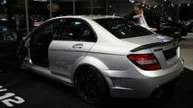 730hp Brabus Bullit Based on Mercedes C-Class at Frankfurt