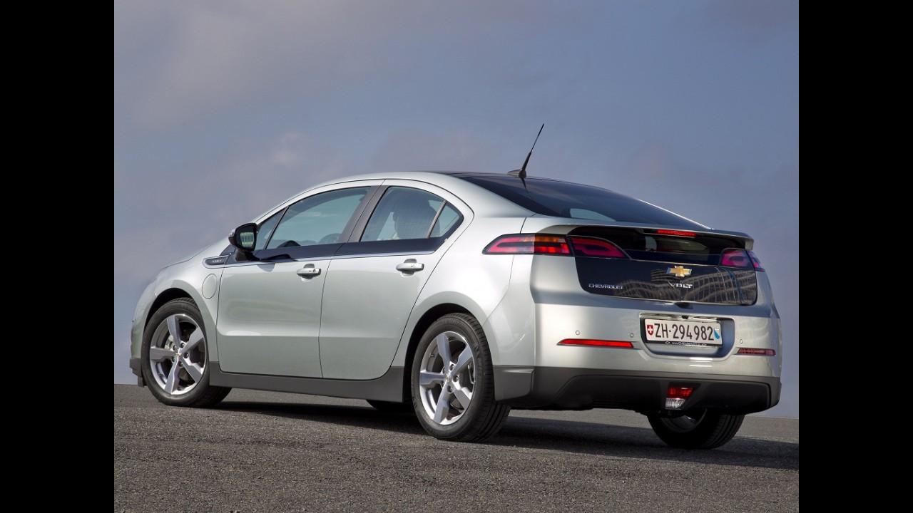 Chevrolet Volt deveria ter nascido como picape, diz ex-chefão da GM