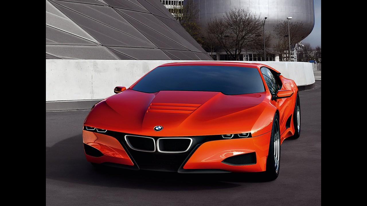 Divisão esportiva Motorsport da BMW pode criar modelo próprio