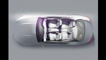 Mercedes apresentará o Classe S Coupe Concept em Frankfurt