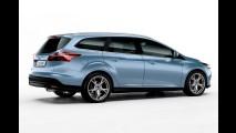 Vazou: este é o novo Ford Focus 2015 que estreia em Genebra - veja galeria