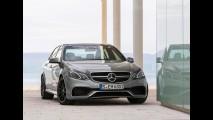Mercedes-Benz E63 AMG 2014 ganha opção S-Model e tração integral - Veja fotos