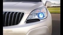 Salão de Detroit: Buick confirma apresentação do novo crossover Encore