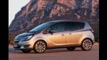 Opel Meriva 2014 ganha leve reestilização - veja as primeiras fotos