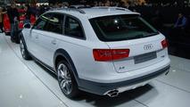 2013 Audi A6 allroad quattro world debut in Geneva