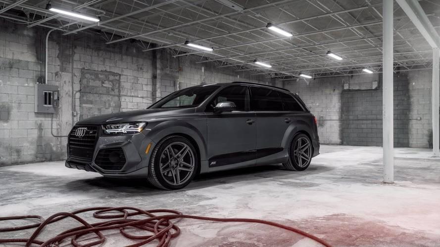 Audi SQ7 par ABT Sportsline Vossen felnikkel