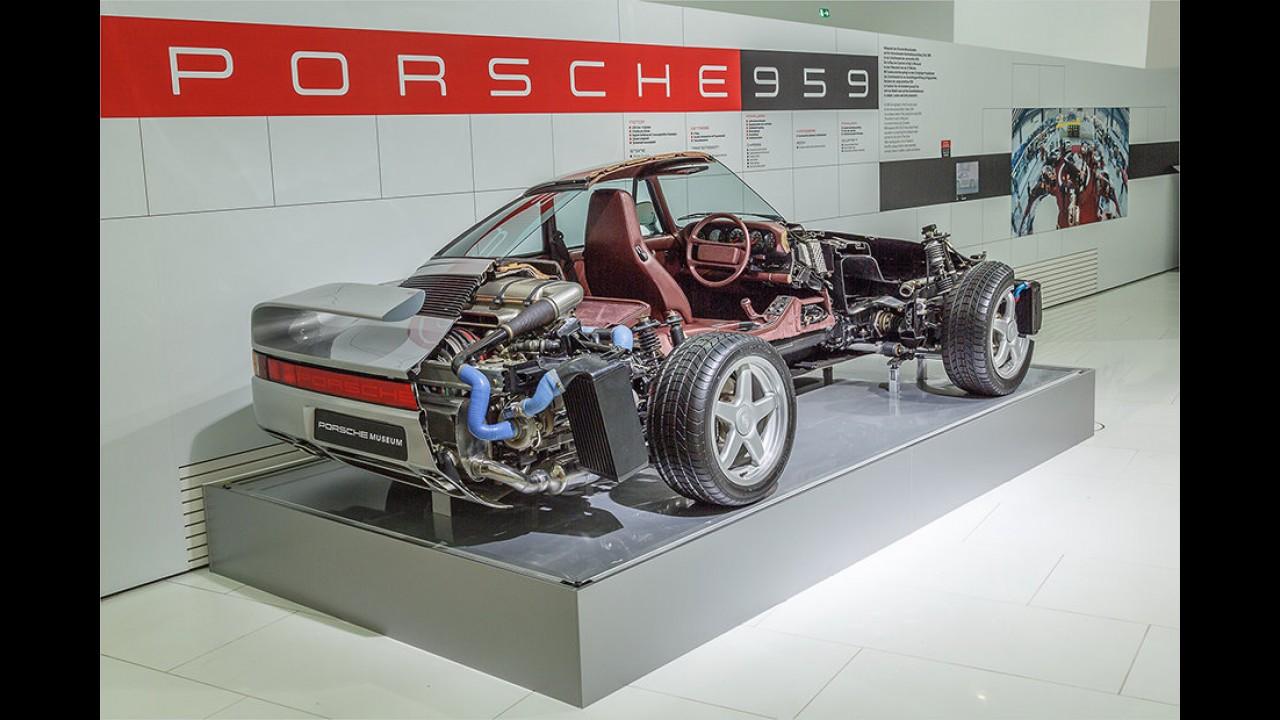 1985: Porsche 959