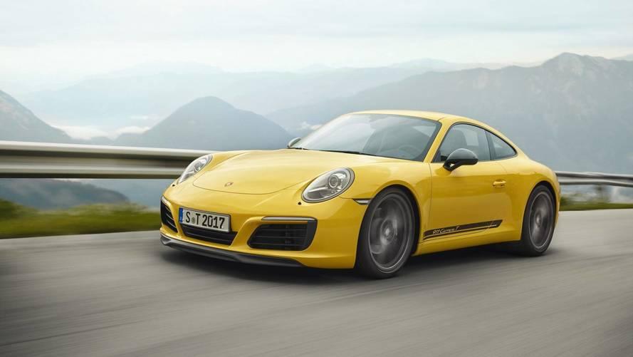 Kisebb súly, nagyobb élvezett – megérkezett a Porsche 911 Carrera T