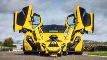 McLaren P1 Toy Collection