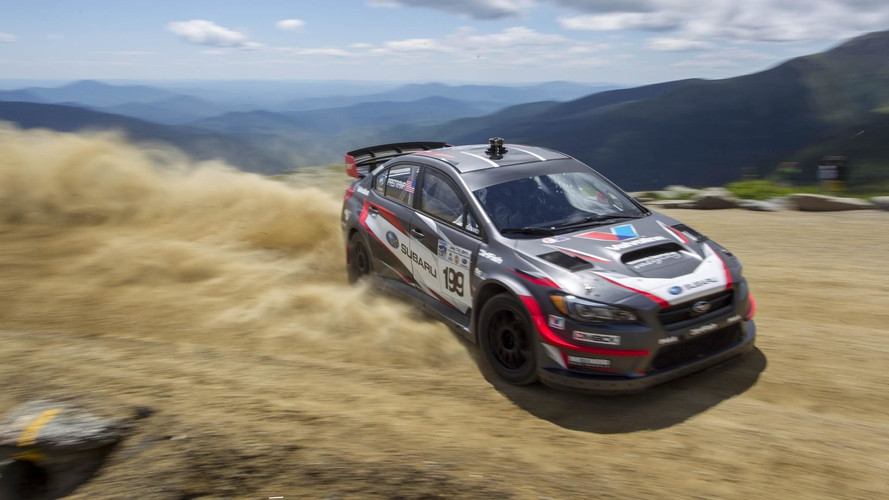 Subaru's Gnarly Documentary Digs Into Hillclimb Record Attempt