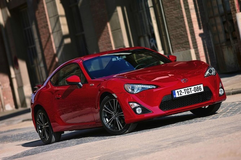 Toyota Considering Hotter GT 86 Hybrid
