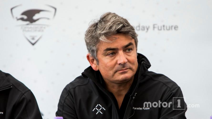 Marco Mattiacci rejoint la marque d'hypercars électriques Faraday Future