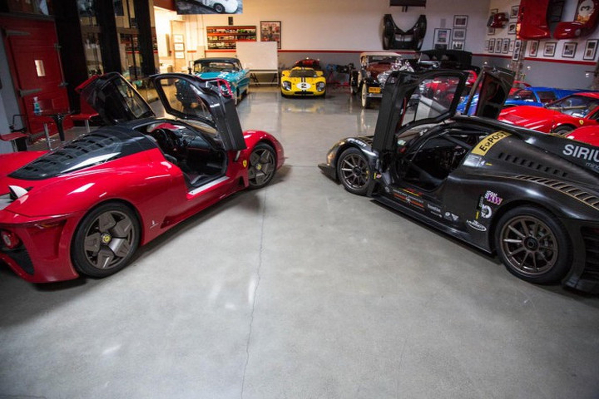 A Look Inside one of the Most Incredible Garages on the Planet [Video]
