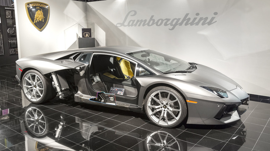 Lamborghini Wants To Put Carbon Fiber In Your Body