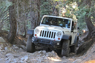 The Rubicon: America's Greatest Trail and Toughest Jeep