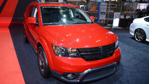 2014 Dodge Journey Crossroad live in Chicago