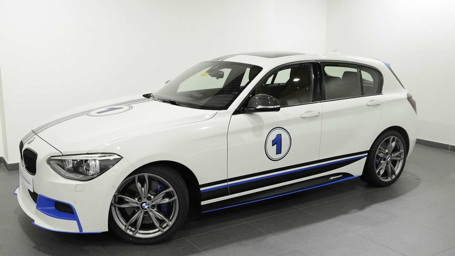 BMW Abu Dhabi returns with a more attractive special M135i