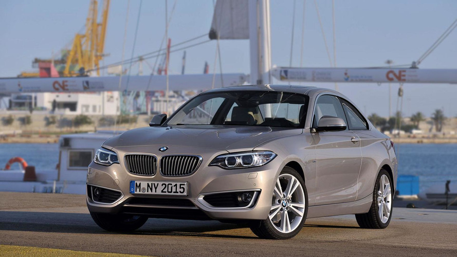 2015 BMW 228i Coupe to gain a Track Handling Package