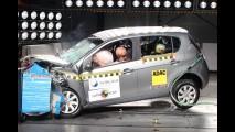 Com novo critério do Latin NCAP, nota do Fiat Palio cai para apenas uma estrela