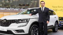 Carlos Ghosn Renault Nissan