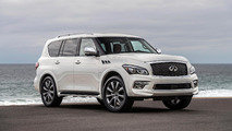2017 Infiniti Q50 ve QX80 Signature Edition