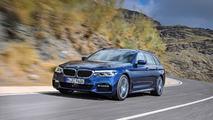 2017 - BMW Série 5 Touring