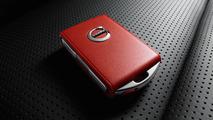 Volvo Kırmızı Anahtarlık
