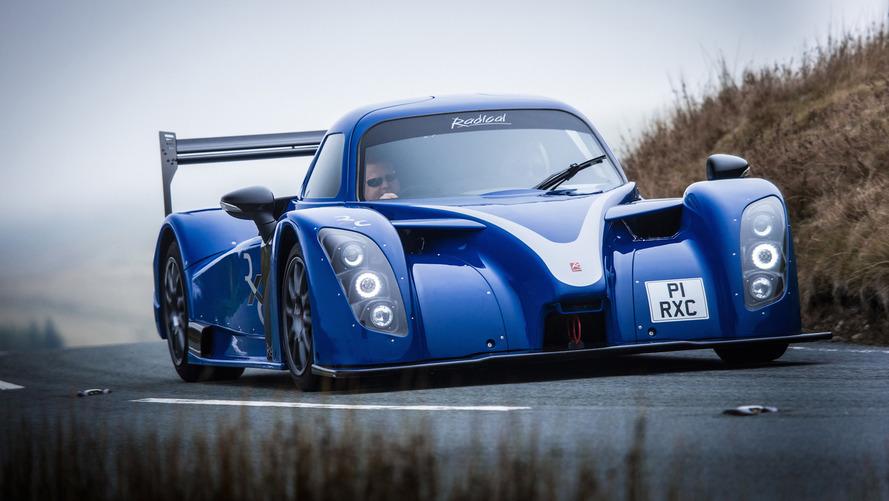 Radical veut battre son propre record sur le Nürburgring