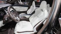 Infiniti QX50 Concept: Detroit 2017